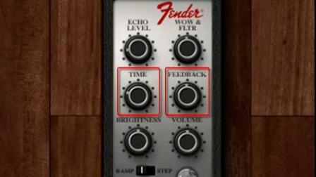 Fender® Collection踏板
