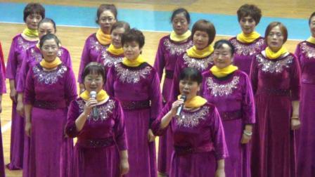 内江市中区老年大学庆祝改革开放四十周年暨教学成果展演