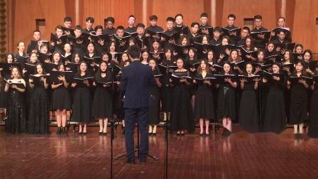 《可惜不是你》—四川音乐学院晨曦合唱团