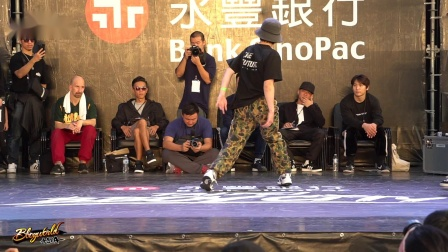 Seven Eleven vs The Future Crew | 16-8 | 4on4 | Taipei Bboy City x RF Jam