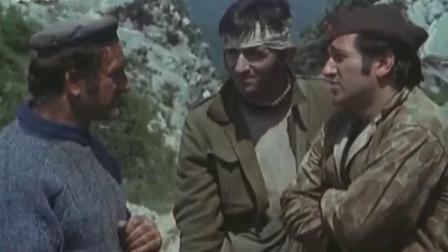 南斯拉夫二战电影在73部经典旋律中上映, 这张熟悉的面孔值得收藏