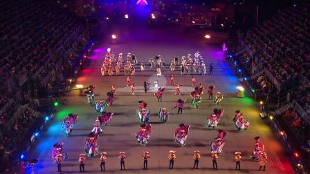 The Royal Edinburgh Military Tattoo 2018