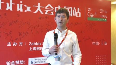 Zabbix大会2018-Alexei Vladishev采访