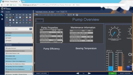 No.6 CBM- Create Real-time Asset Condition Indicators in PI Vision