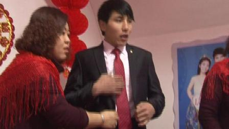 柳林县成晓东白远琪结婚视频1