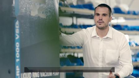 LRP VSD+液环泵耐久性测试