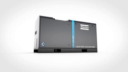LRP VSD+ 液环泵隔音罩设计