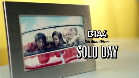 Mnet  B1A4 - Solo Day + 一杯水(A Glass of Water) @MCOUNTDOWN_140717
