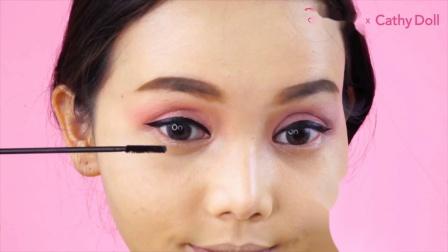 Disney×Cathy Doll 凯婷娃娃迪士尼松松系列 可爱妆容教程第2步