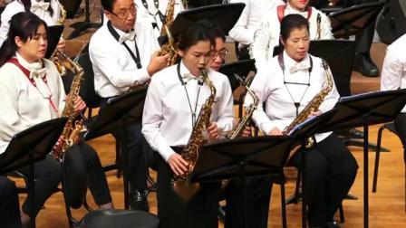 하늘소리 색소폰 오케스트라 제2회 정기연주회 도심속의 색소폰