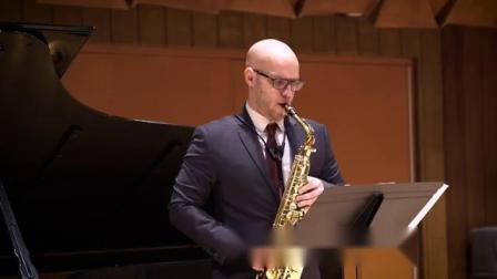Nick Zoulek - Pierre Max Dubois, Concerto - Mvt 1, Lento Espressivo - Allegro