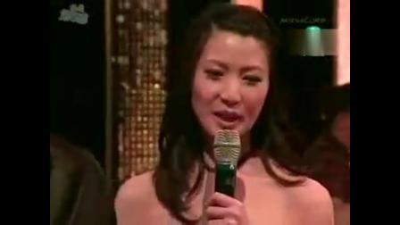 红星大奖2009最佳男女主角后台采访