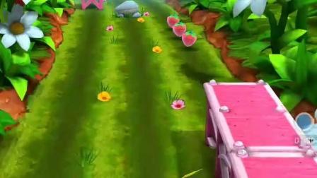 草莓公主甜心跑酷 穿越四季收集草莓制作美味冰激凌游戏