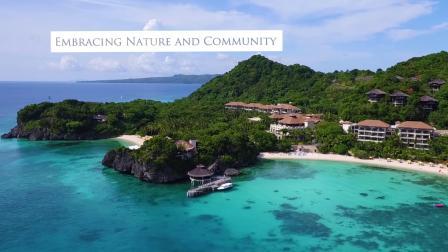 香格里拉长滩岛度假酒店_公益项目