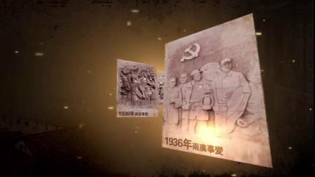 历史事件历史老照片回忆AE模板 复古怀旧老照片相册专题公益片头
