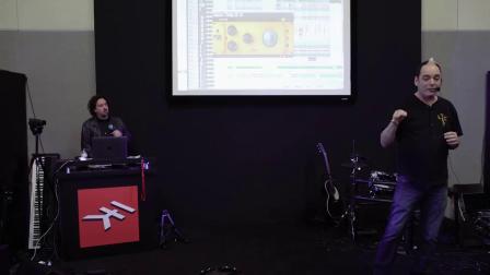 Tom Lord-Alge T-RackS 5混音和母带处理套件演示