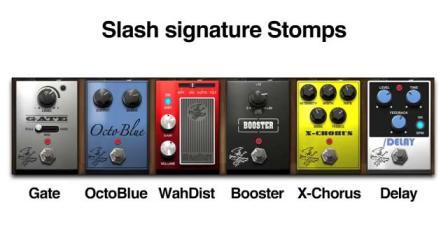 AmpliTube Slash预告