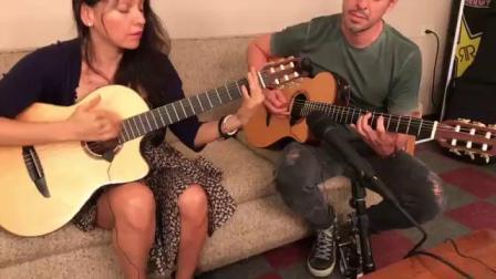 Rodrigo Y Gabriela演示iRig Acoustic Stage