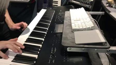 Jordan Rudess - 10个Syntronik声音演示