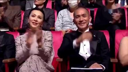 金马奖黄渤回怼郑裕玲,机智应对蔡康永