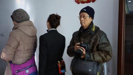 俊达拍摄剪辑作品 老年大学摄影群参观牡丹江市阳明区人民法院mv