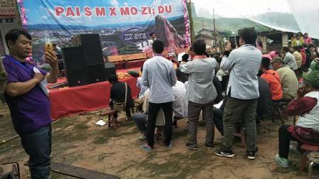 临沧傈僳族音乐文化<盈江傈僳乐队>