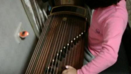古筝独奏《三月里的小雨》