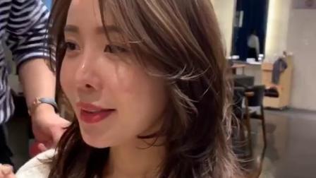 韩式外翻短发
