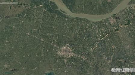 地图里看城市化,江苏省常州市城市化进程