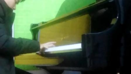 钢琴即兴改编演奏天龙八部主题曲《难念的经》—致敬金庸老先生