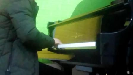 钢琴即兴改编演奏天龙八部主题曲《难念的经》抒情版
