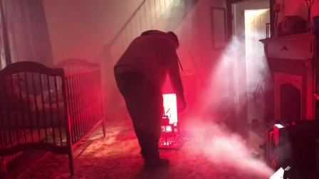 Adding Atmosphere On Set With a Rosco V-Hazer