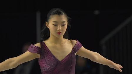 04 Kaori SAKAMOTO SP 2018 GPF