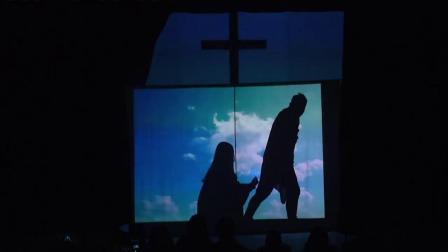 影子艺术《耶稣的一生》20171225 意大利米兰华人复兴教会圣诞节 [HD 720p]