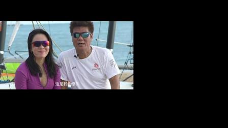 2018中国家庭帆船赛天涯海角杯三亚站最新视频集锦