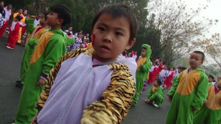 2018年祁阳观音滩新铺幼儿园奇趣森林动物亲子活动全程