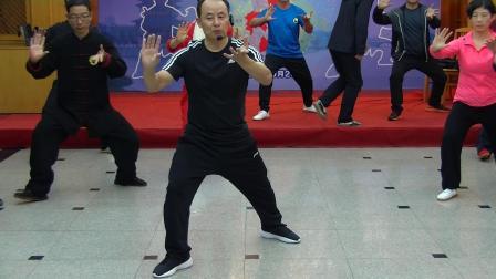 第三届锡镇泰张志俊功夫架联谊会实录十四
