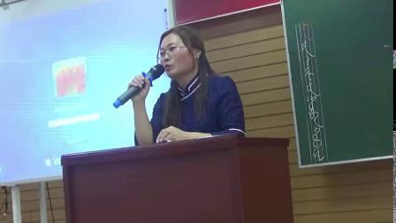 科右中旗小学蒙古语文《过四关》课题科研第二次教师培训总结报告    包开花