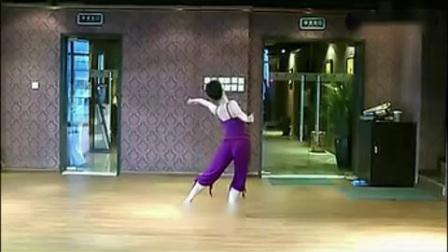 形体舞《水姻缘》古典芭蕾元素舞蹈,正、反视频教学! 标清(270P)