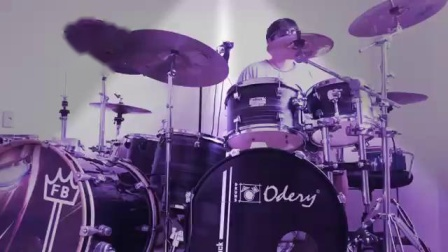 Blur Song 2 drum cover