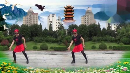北京密云悠闲广场舞《最真的梦》