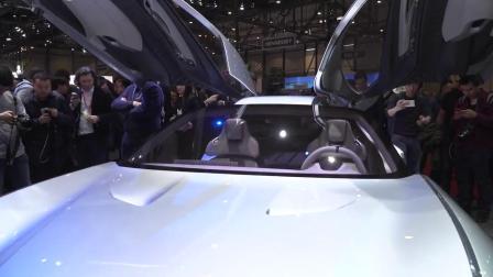超酷 宾尼法利纳HK GT电动概念车