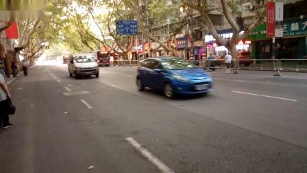 生活随拍一百二十七 江南公交新车南京金龙开沃10米纯电动客车