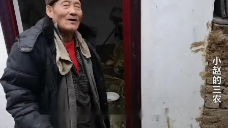 河南农村84岁老人的生活,还没看完我就流出了眼