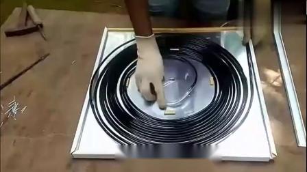 农村牛人发明的一款烧水器,简单制作家庭实用