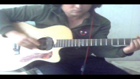 吉他指弹  沙漠骆驼