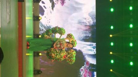 南充舞凤社区老体协舞蹈队舞蹈《茶香中国》