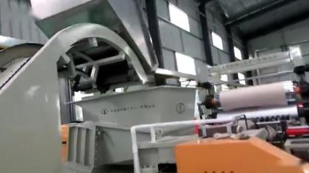 橡胶片材生产线