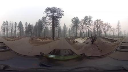 Aftermath  Camp Fire 2018  Paradise California