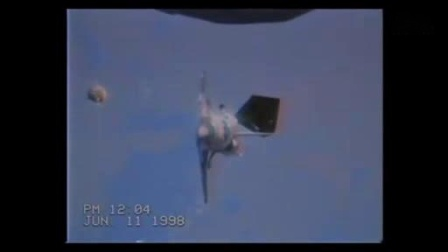 UFO监拍俄罗斯宇航员,震惊!